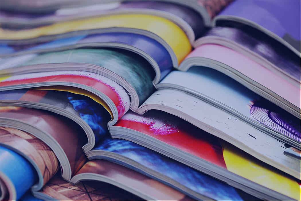Mediabestedingen in print dalen