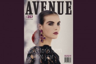 Cover Avenue heruitgave 2015