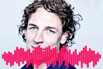 Podcast Jaap Biemans. Foto Martin Dijkstra.