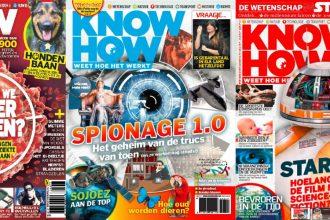 Het tijdschrift Know How stopt