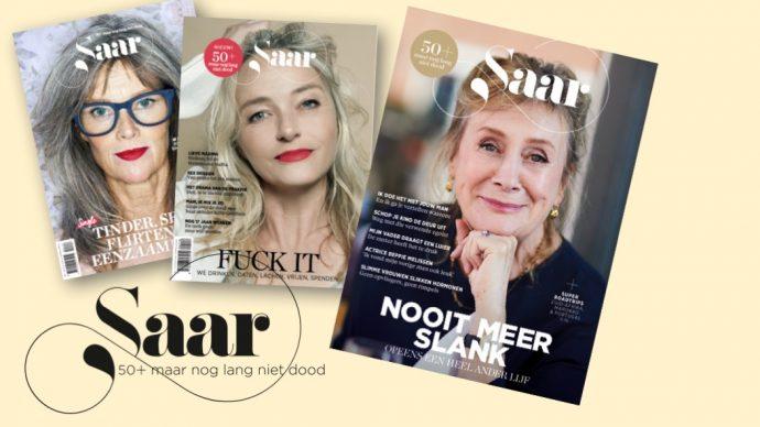 Saar Magazine in print