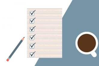 seo checklist coffee