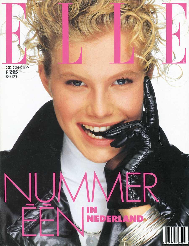 De allereerste Elle in Nederland 1989