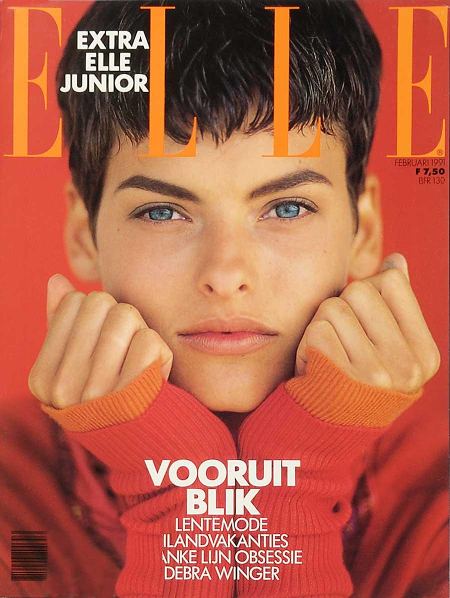 Elle cover 1991