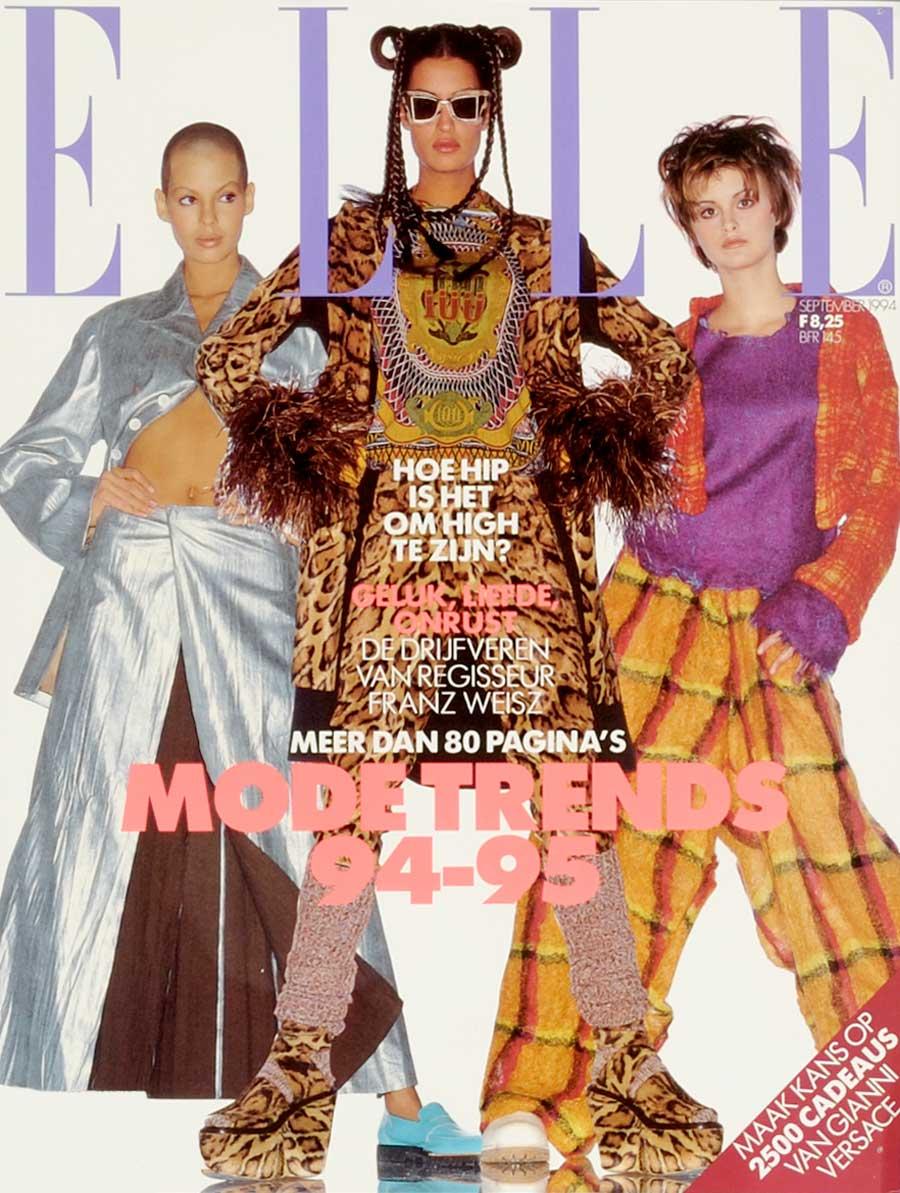 Cover Elle 1994