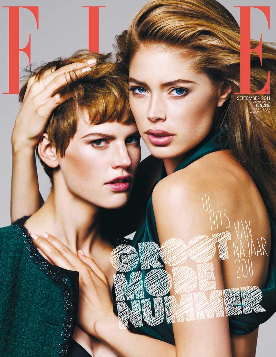 Cover Elle 2011