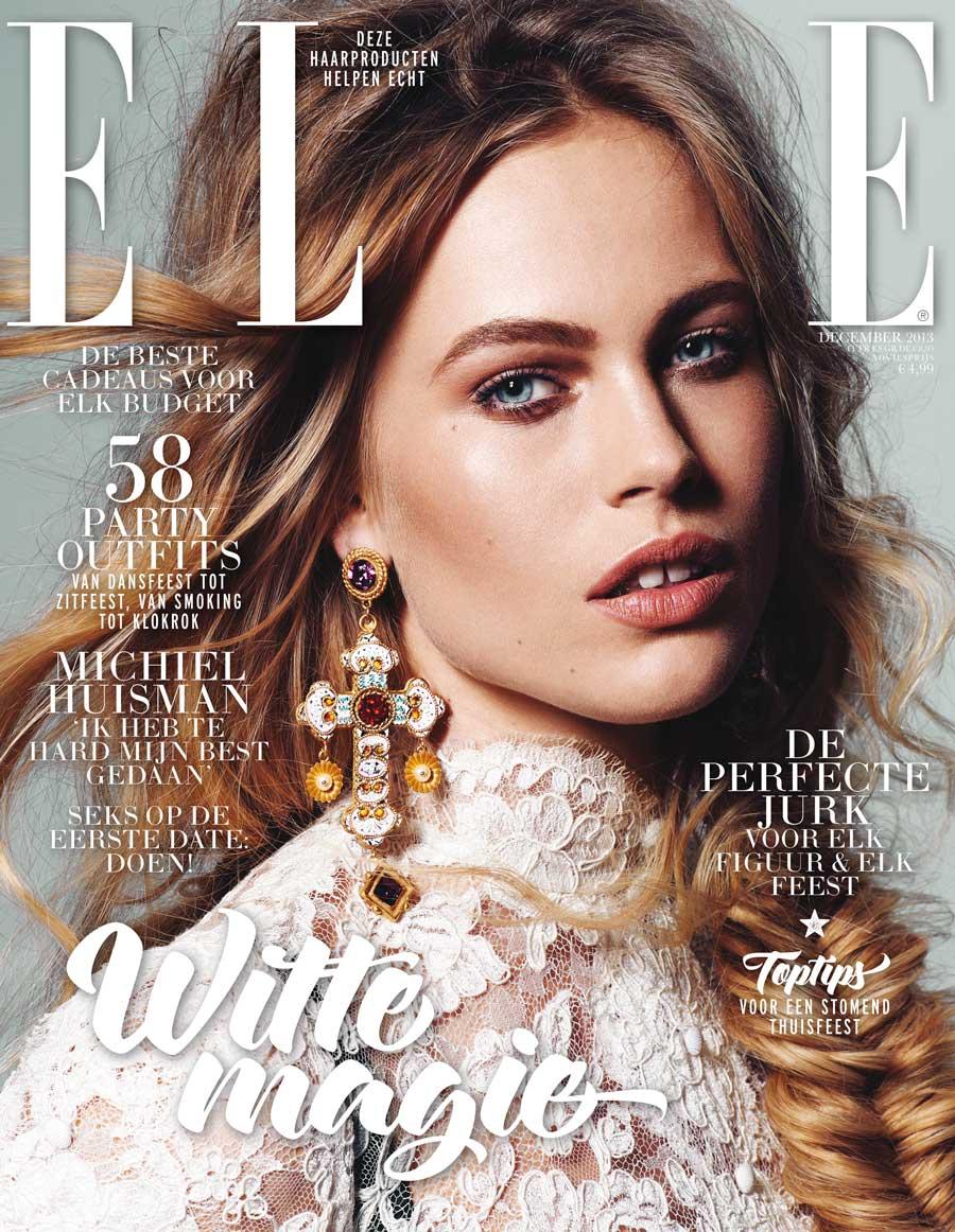 Cover Elle 2013