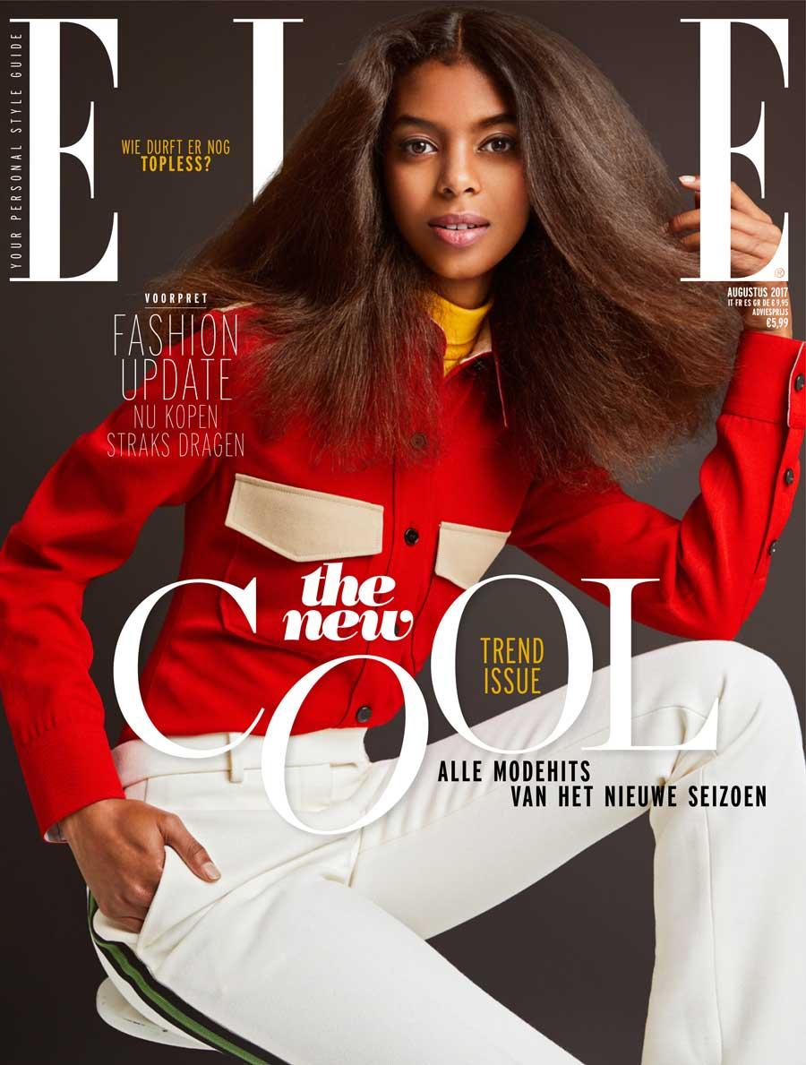 Cover Elle 2017