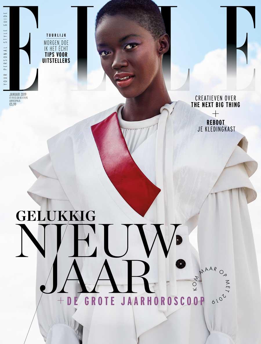 Cover Elle 2019