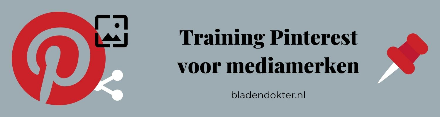 Bladendokter training Pinterest