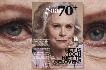 Saar Magazine lanceert in augustus 2020 een special voor 70-plussers