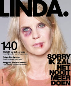 Linda, special over huiselijk geweld