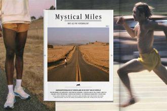 Mystical Miles is een nieuw magazine vol verhalen over hardlopen