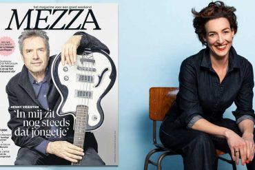 Hoofdredacteur Sara van Gorp over het nieuwe weekend magazine van het AD, Mezza