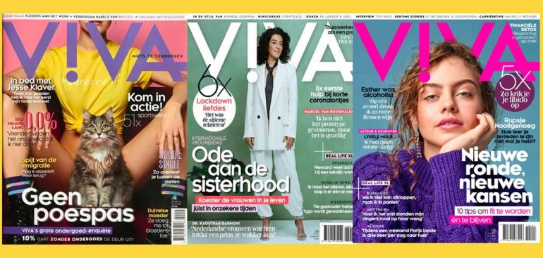 Tijdschrift Viva verdwijnt